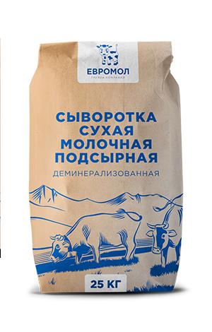 Сыворотка сухая молочная подсырная деминерализованная